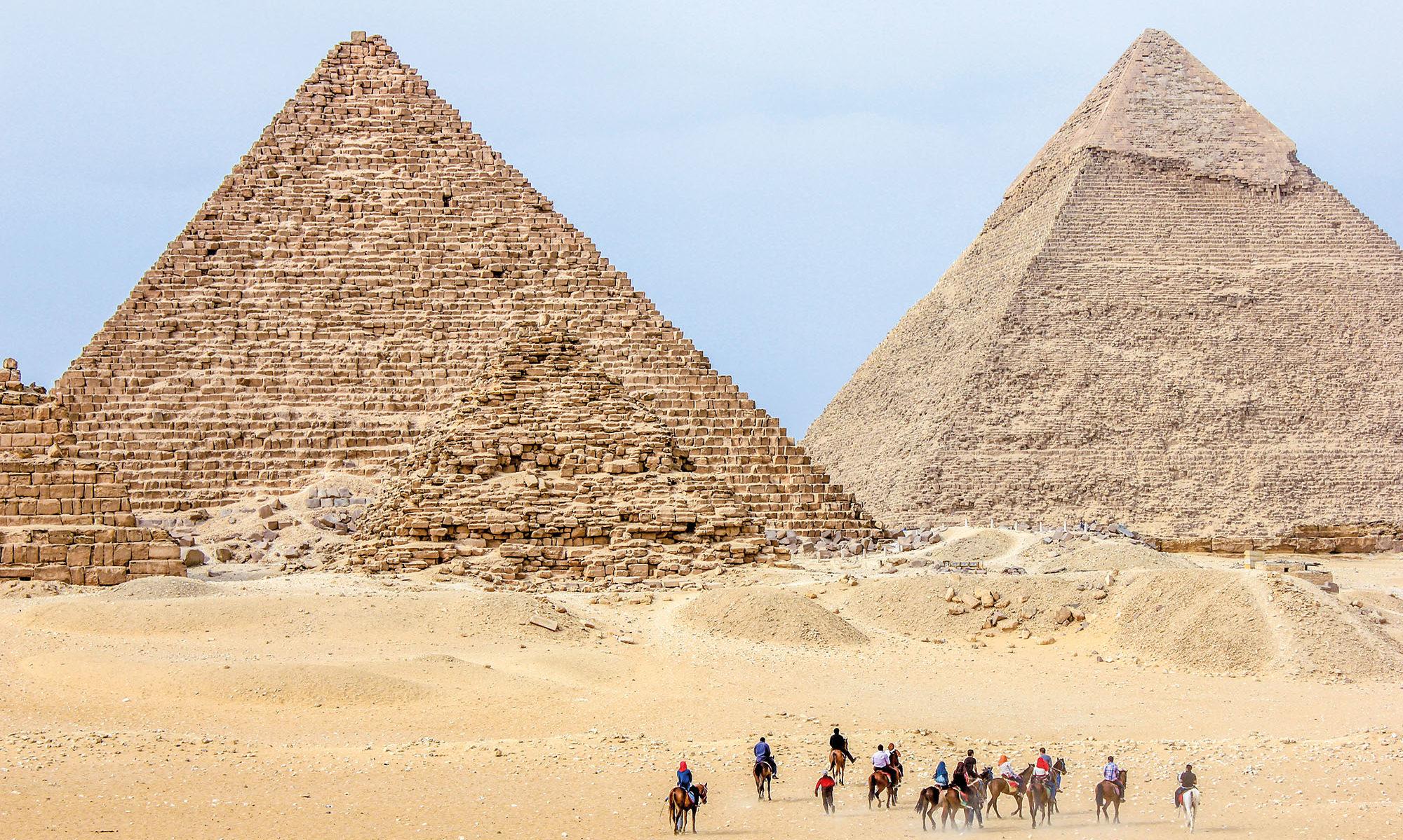 Reiseführer-Ägypten