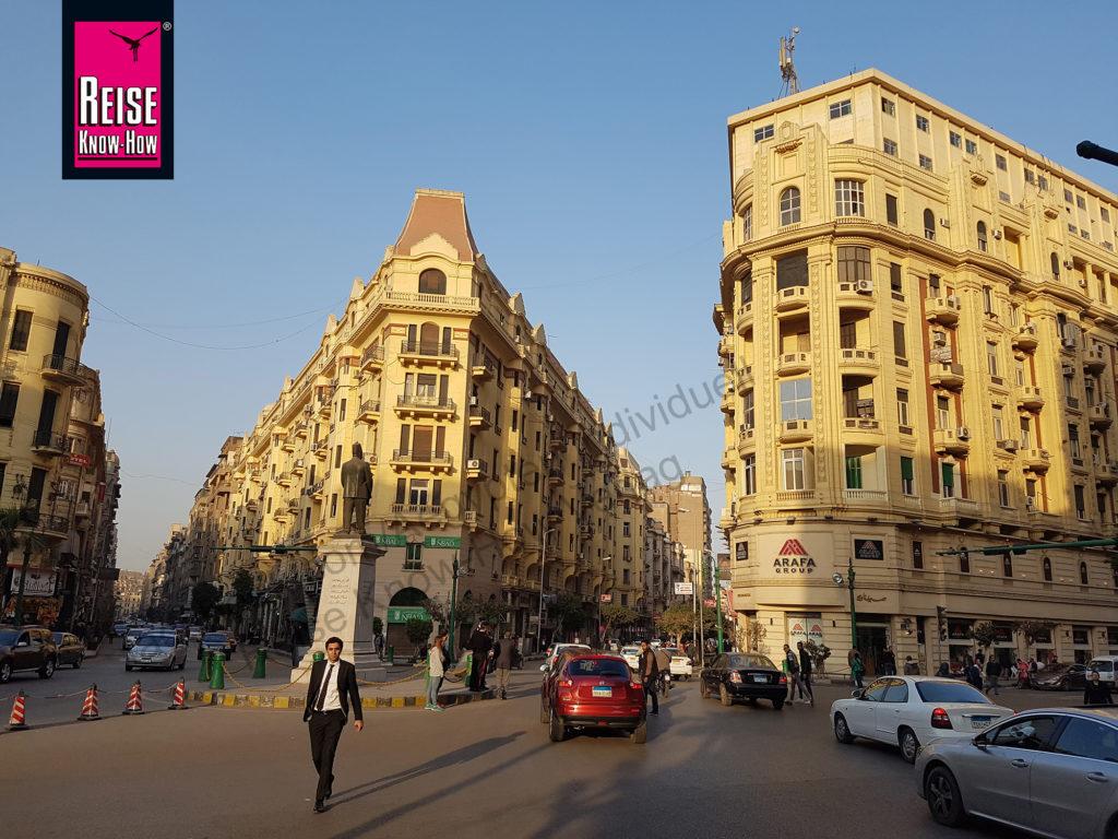 Midan Talaat Harb, Downtown Kairo