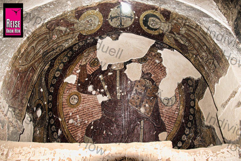 Das Deir el-Schuhada bei Esna